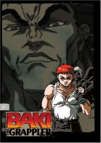 Baki the Grappler (1ª Temporada ) | Grappler Baki Episódio 002