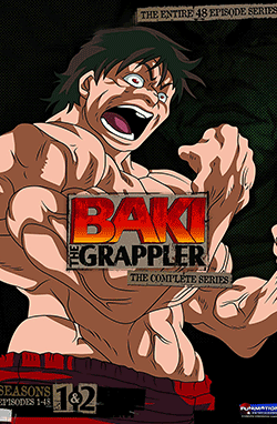 Grappler Baki: Saidai Tournament Hen (2º Temporada) Episódio 004