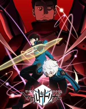 World Trigger 2 Episódio 003