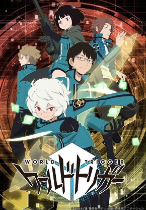 World Trigger Episódio 056