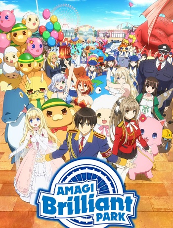 Amagi Brilliant Park Episódio 011