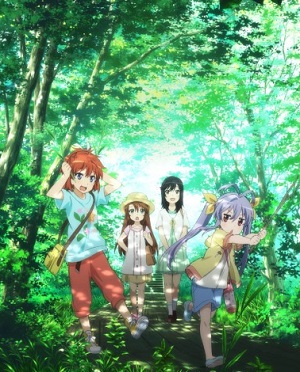 Non Non Biyori Repeat (2ª Temporada) Episódio 002