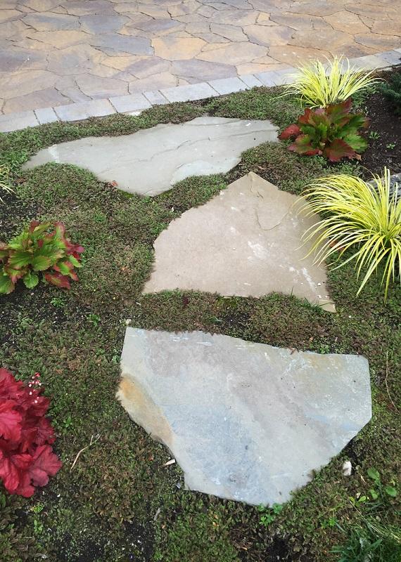Stone Garden Design