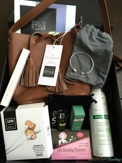 Rachel Zoe Spring 2016 Box of Style Review + Coupon Code ...