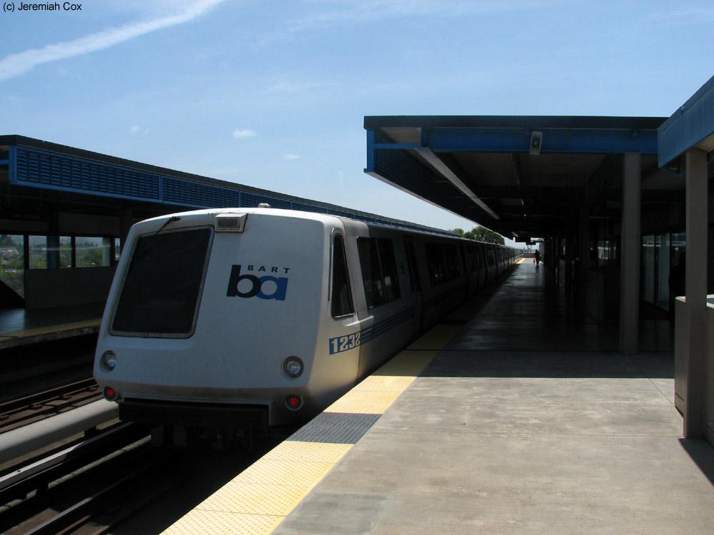 San Leandro Bart Station