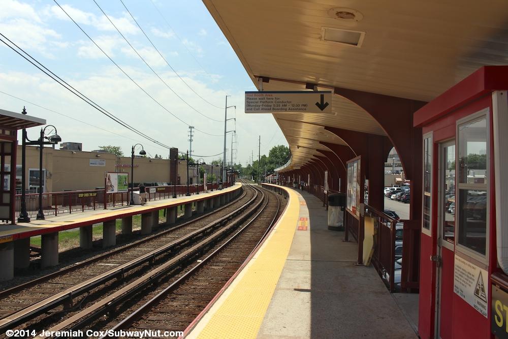 Syosset Long Island Railroad Port Jefferson Branch