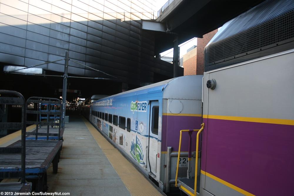 Mbta Commuter Rail South Station