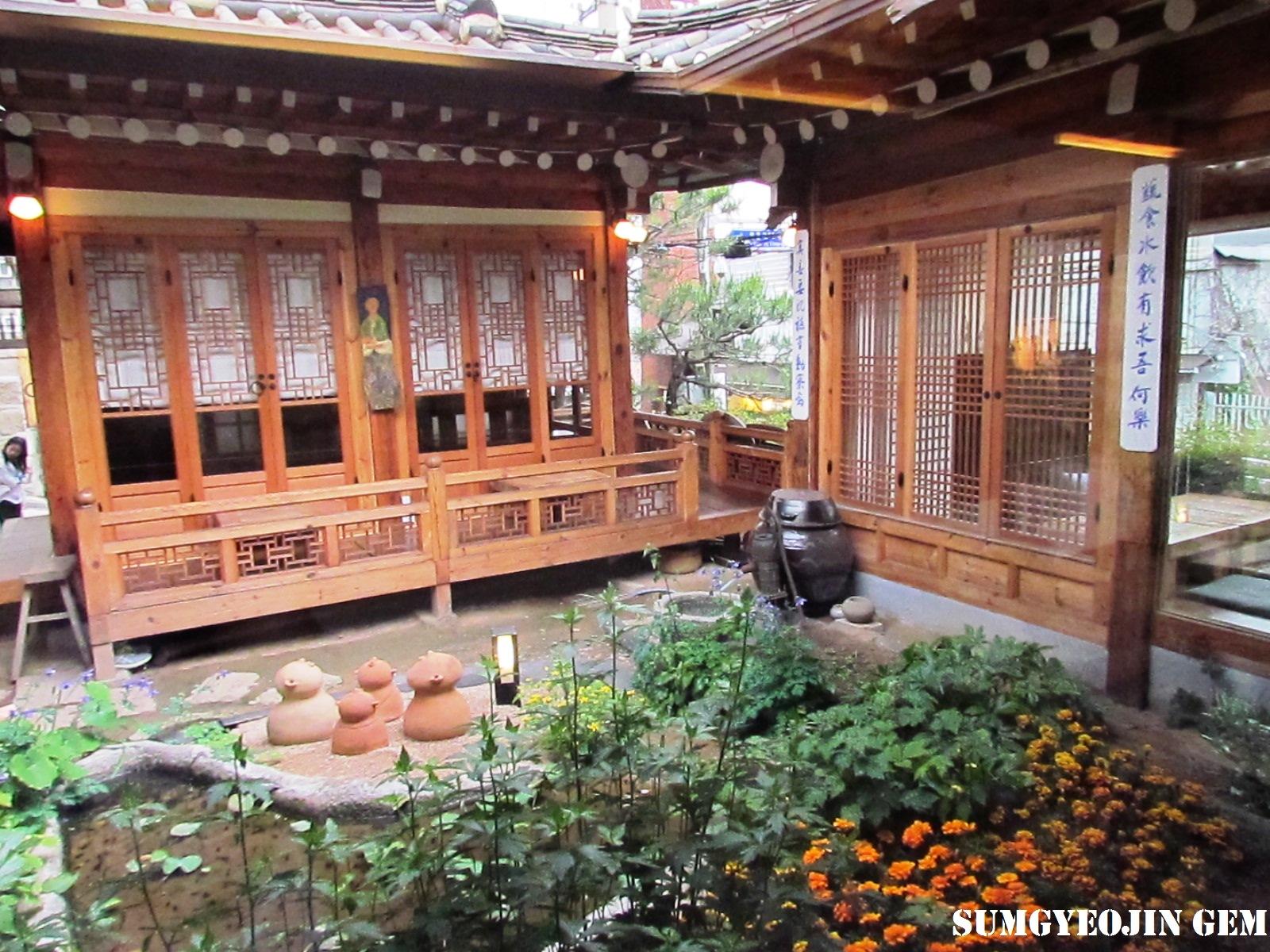 Korean House Interior