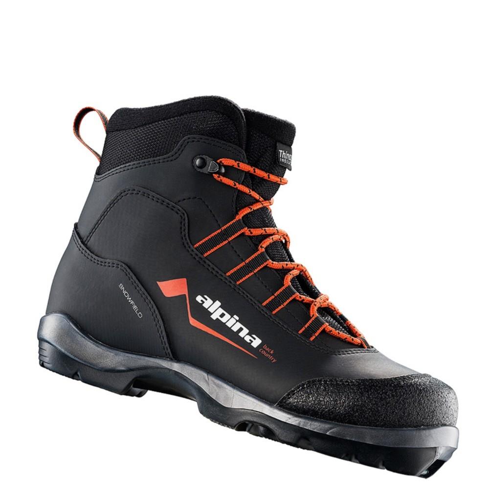 Alpina Cross Country Ski Boots - Alpina cross country skis
