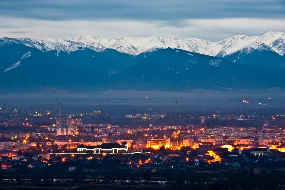 Făgăraş Romania Photo On Sunsurfer