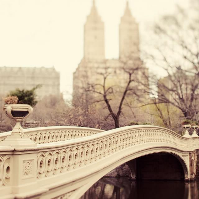 Bow Bridge Central Park New York Photo On Sunsurfer