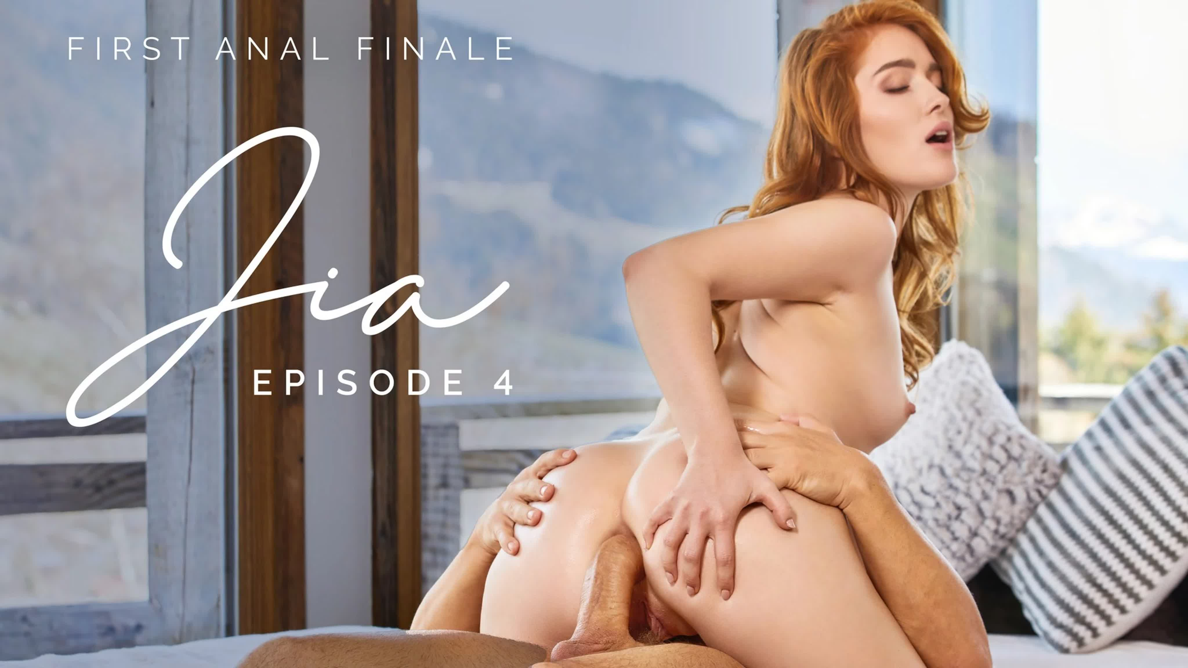 Jia Lissa - Jia: Episode 4 [Tushy] Anal Sex Redhead Erotica Art Doggystyle Reverse Cowgirl Missionary Facial Brazzers 1080 Порно