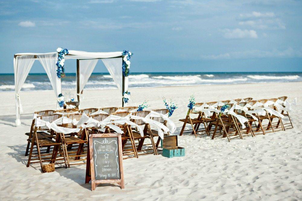 East Coast Beach Wedding Packages