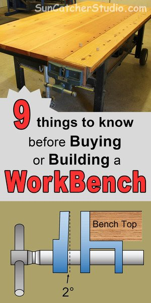 Workbench Plans Tips Ideas On Portable Diy Amp Garage