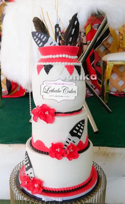 Traditional Swazi Wedding Cakes Sunika Traditional