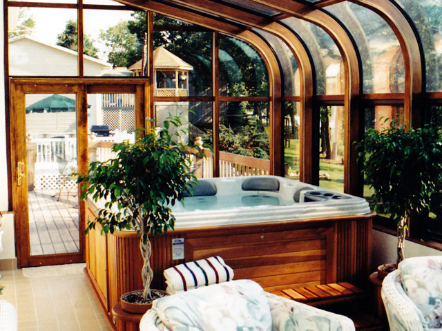 Screened Porch Heating Ideas