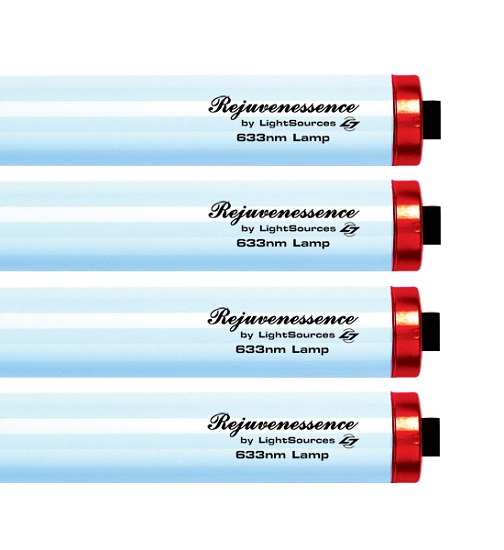 Rejuvenessence Red Light Bulbs