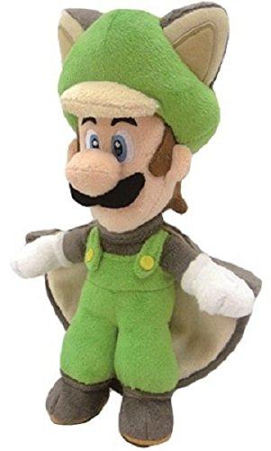 Flying Bros Squirrel Powers U Luigi