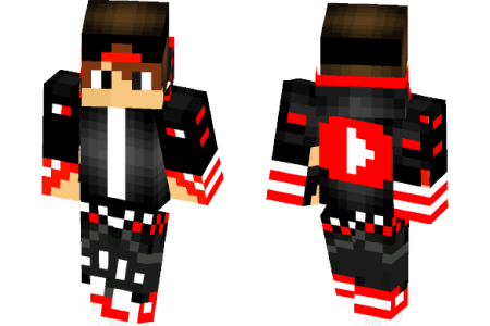 Minecraft Youtubers Skins List Path Decorations Pictures Full - Skins para minecraft youtubers