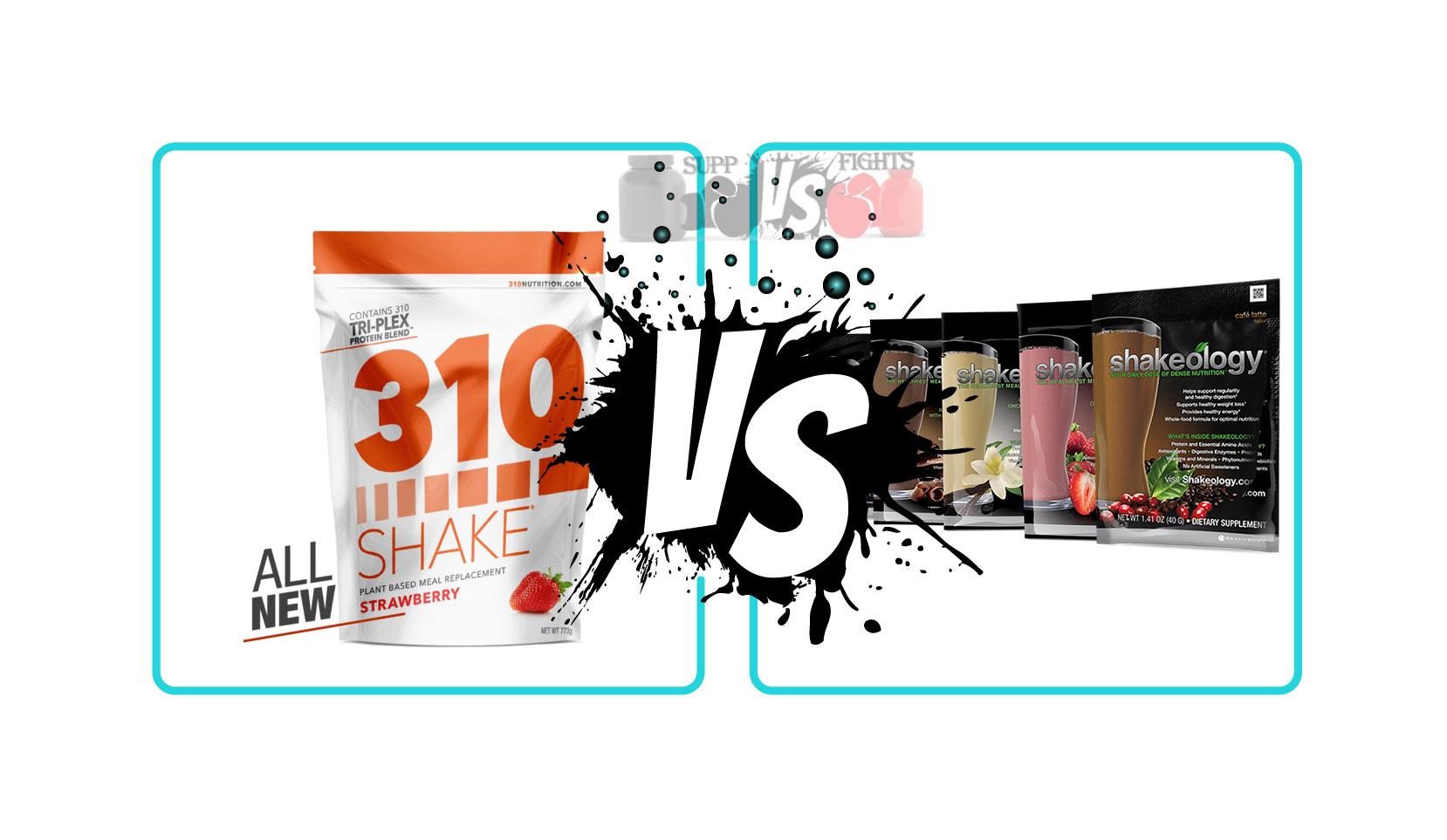 Vs Shake 310 Shakeology