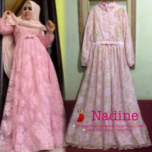 Image Result For Model Gamis Muslim Jumbo