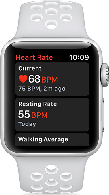 Your Heart Rate What It Means And Where On Apple Watch
