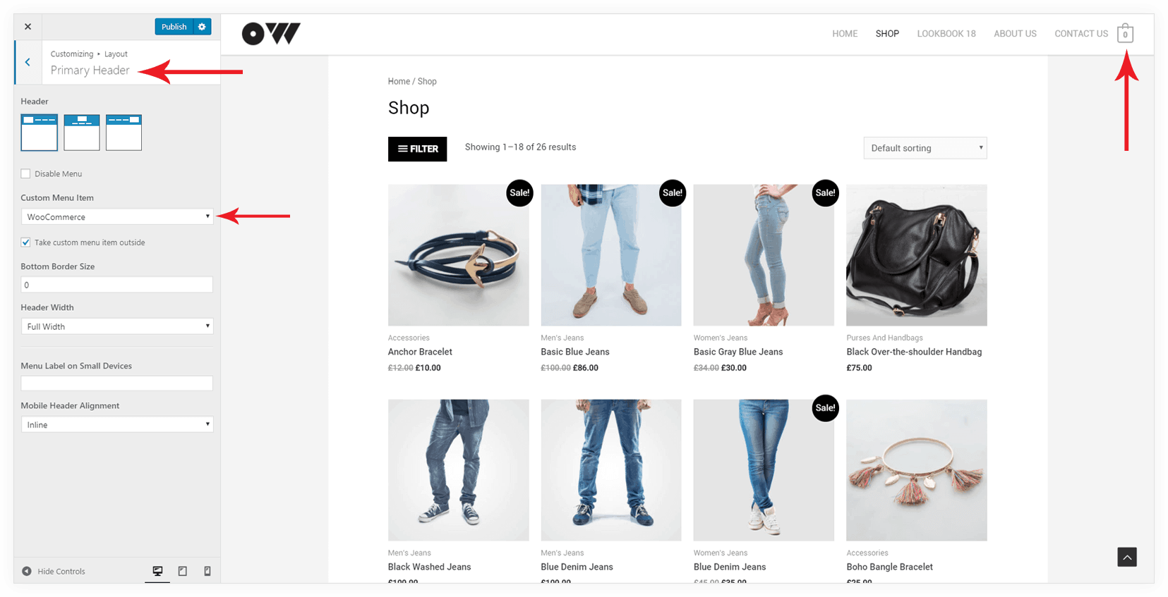 How to Add WooCommerce Mini Cart in Header?