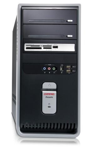 Opening The Pc Case In Compaq Presario Sr1000 And Sr2000
