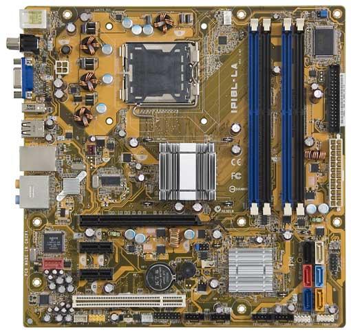 Hp Processor Motherboard Dual