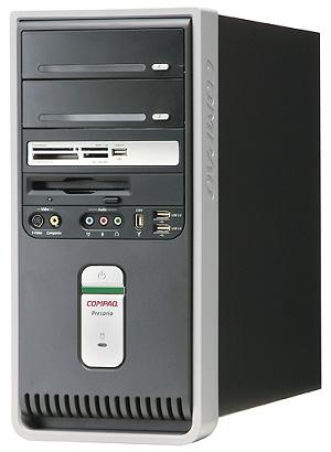 Replacing The Hard Drive In Compaq Presario Sr1000 And