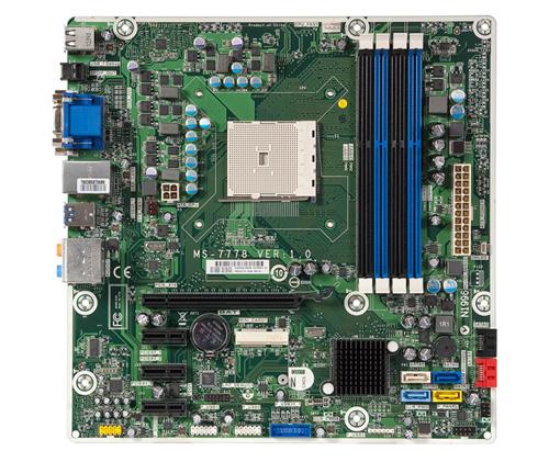 Motherboard Hp Processor Dual