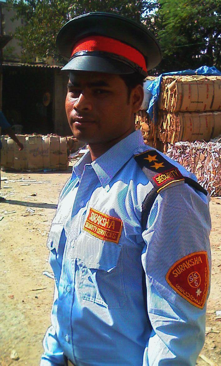 Vip Security Guard