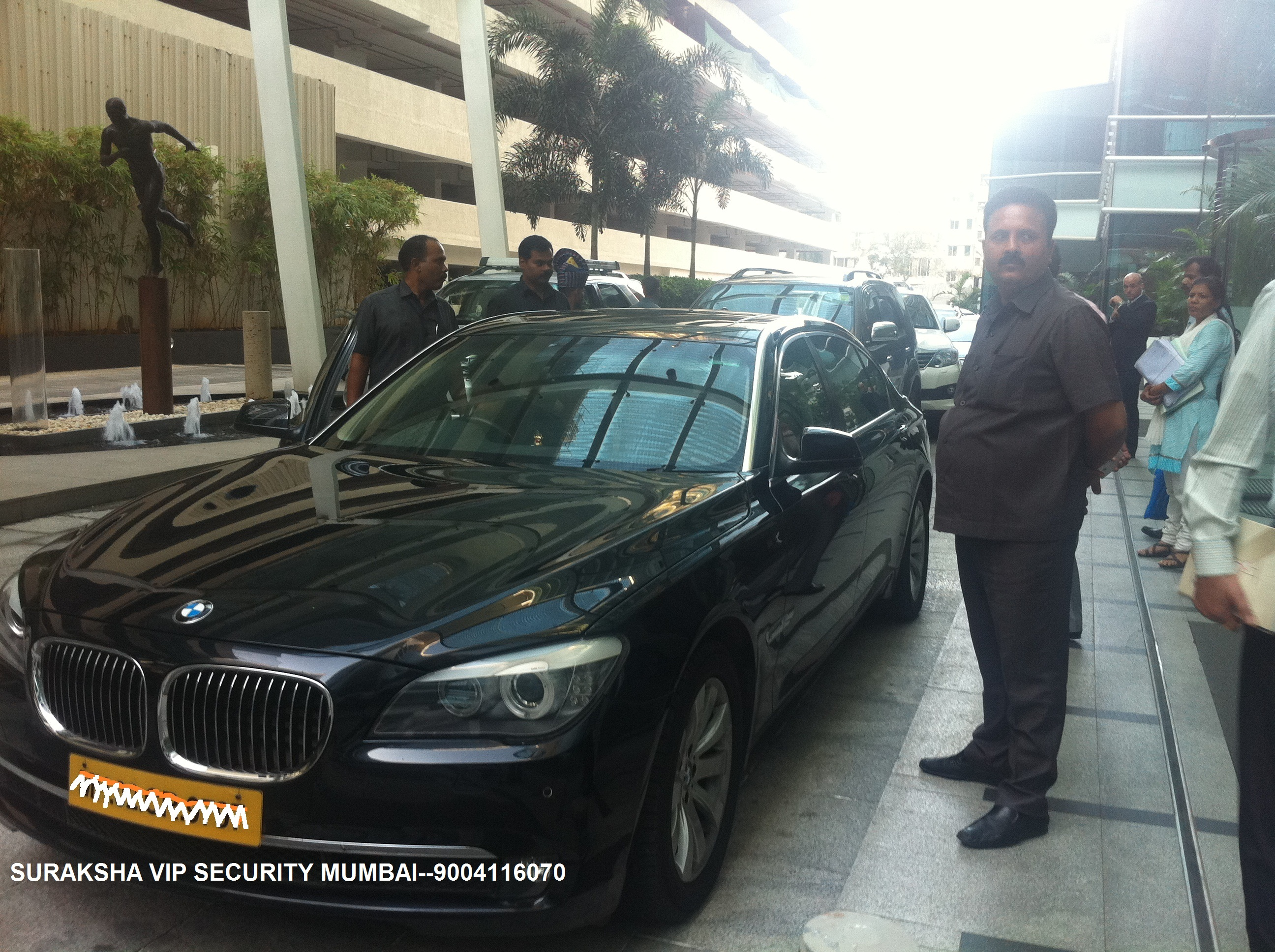 Vip Services Security Protection Celebrity