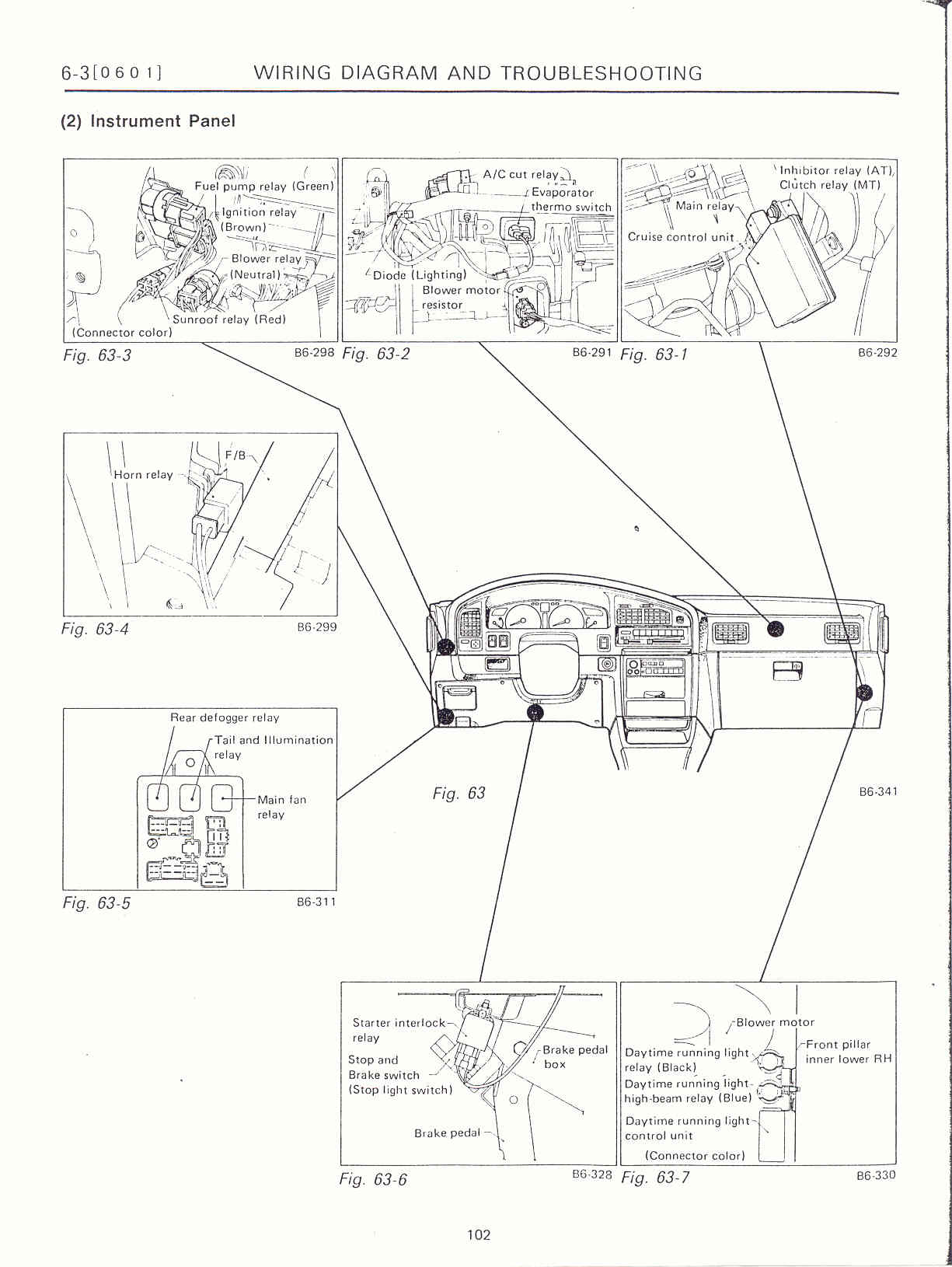 Cool subaru impreza wiring diagram contemporary the best