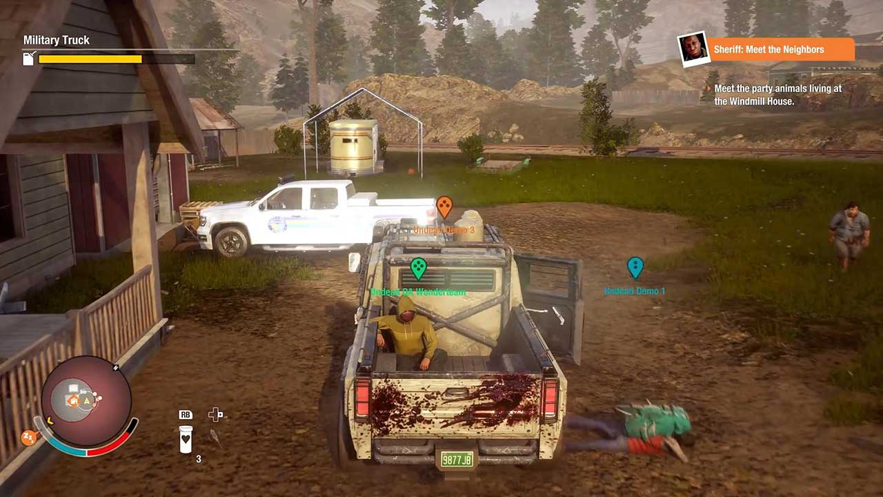 State of Decay 2   Help out your Friends   Survivethis State of Decay 2 Multiplayer