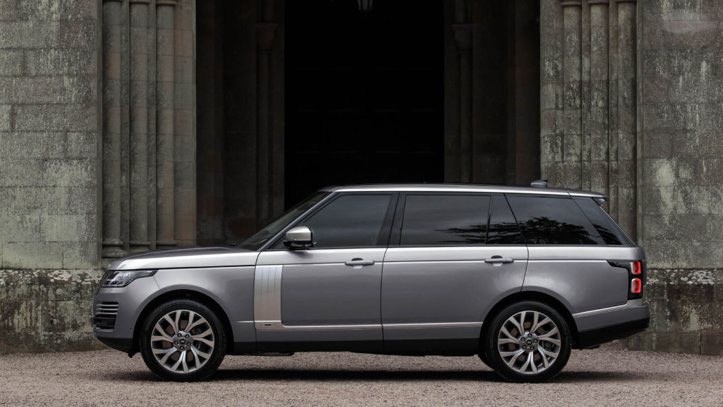 2020 Range Rover Suv Gets Quot Green Quot Treatment For This Year