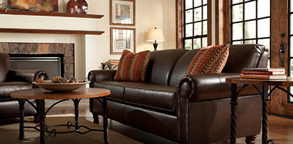 Leather Furniture Love it or Leave It    Interior Design Scottsdale     Decorating with Leather Furniture