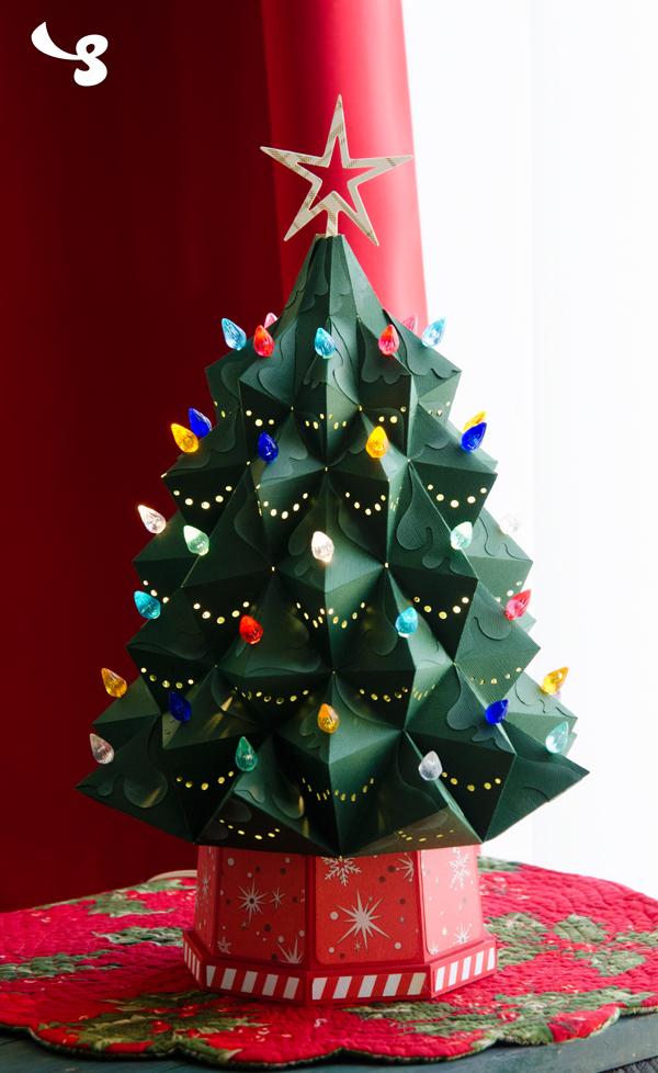 New Free Gift Heirloom Christmas Tree 6 99 Value