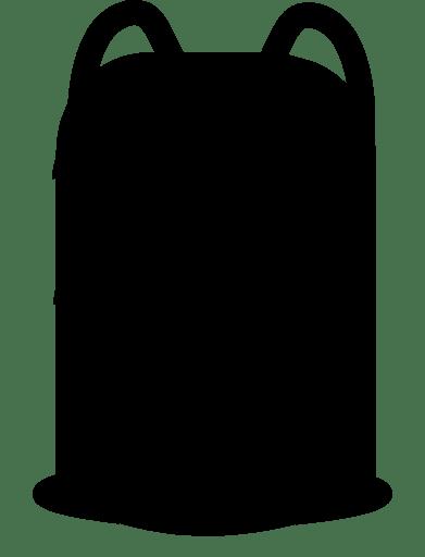 SVG > outline backpack - Free SVG Image & Icon. | SVG Silh