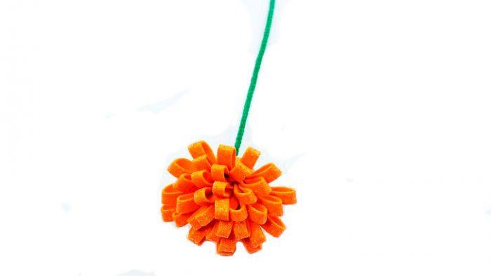Хризантема көбіктену