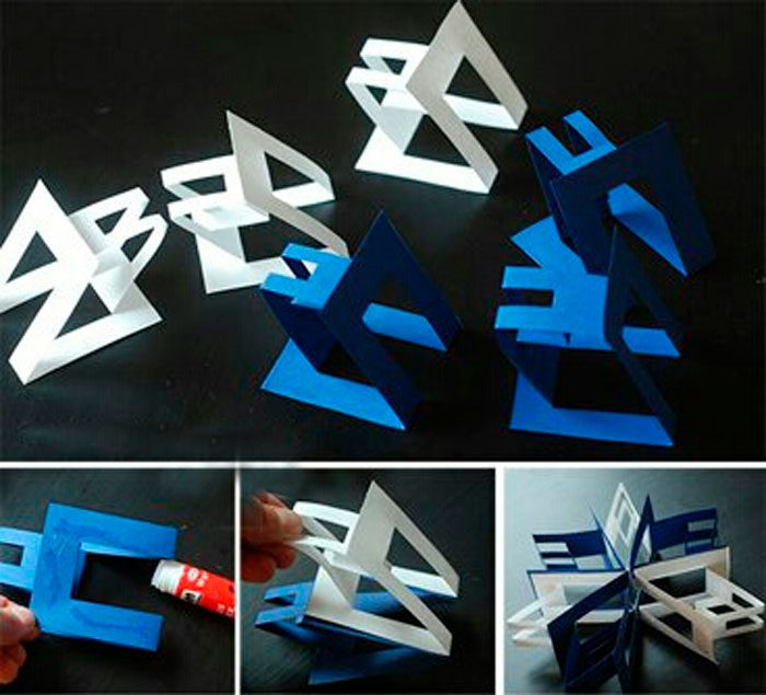 کلاس Master Geometric Snowflake