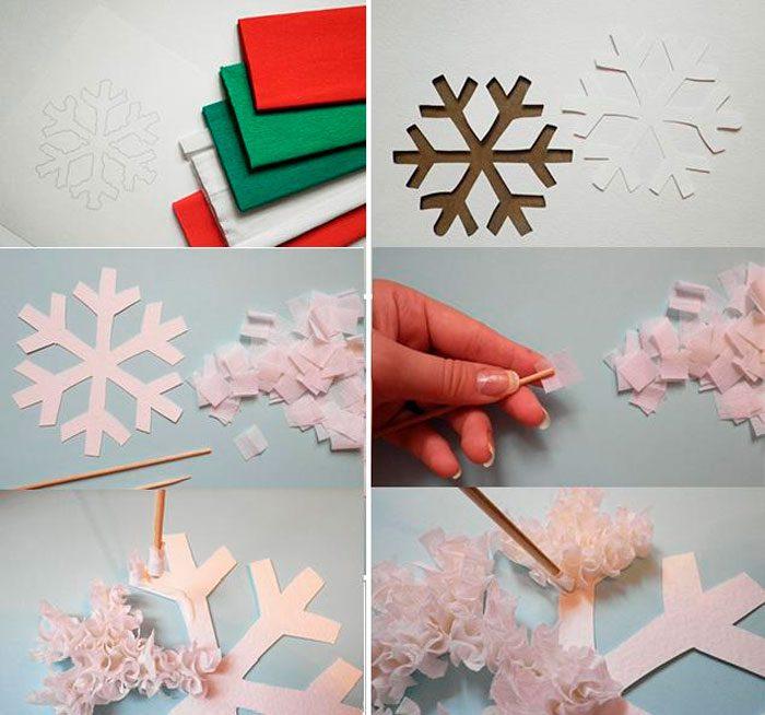 Snowflake Fluffy.