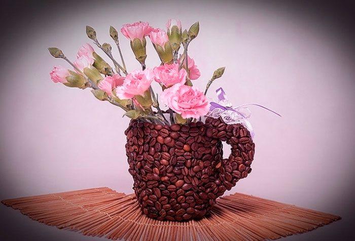 Кофе кружкасы - өзіңіз-өзіңіз-өзіңіз мастер-класс