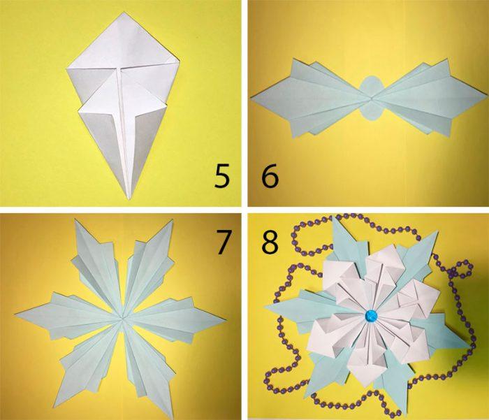 کلاس Master 3D Snowflake