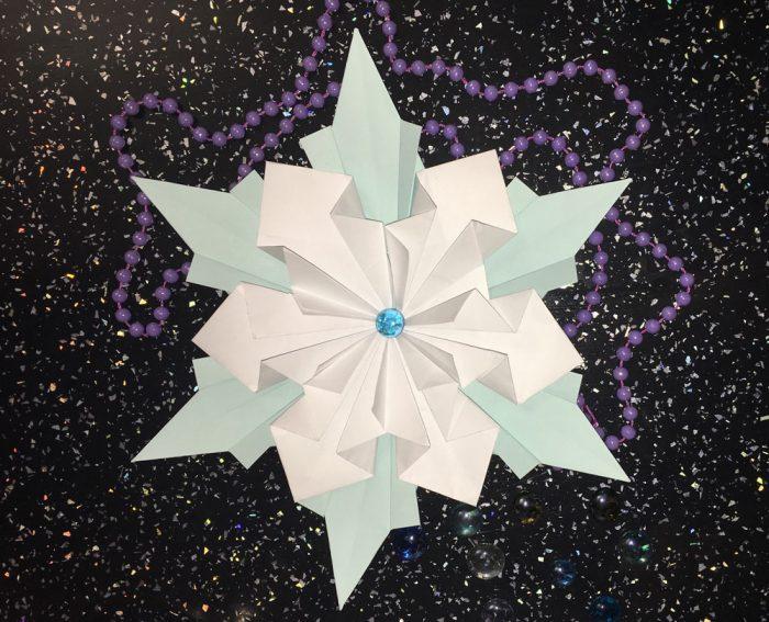 Snowflake حجمی غیر معمول