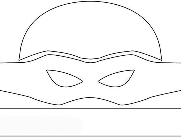 Masker Turtle - Kelas Master