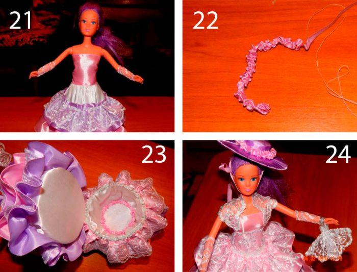 Bagaimana Membuat Doll Casket