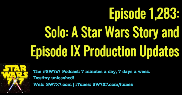 Episode Production Star 7 Wars