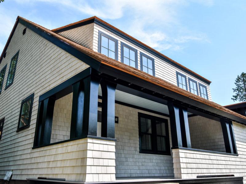 Custom Rhode Homes Luxury Island