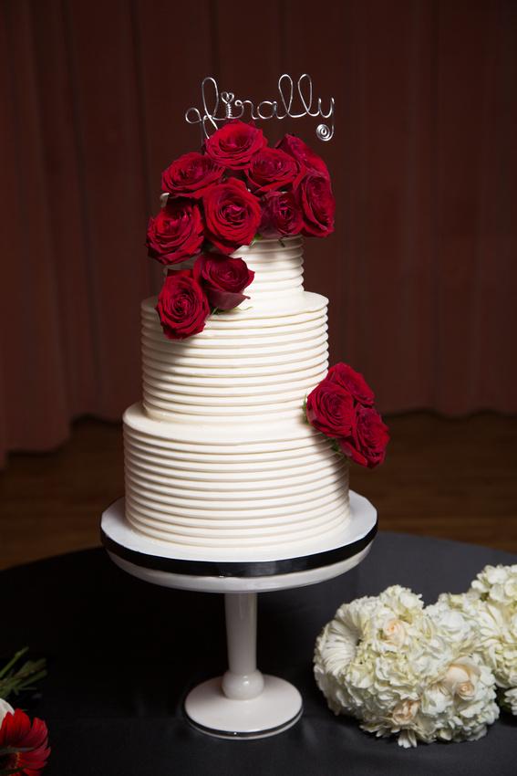 Cupcake Wedding Cake Gallery
